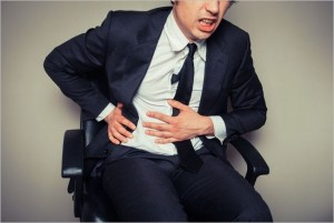 十二指腸潰瘍 症状