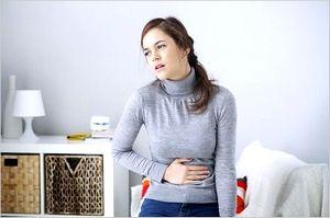 女性特有の胃痛